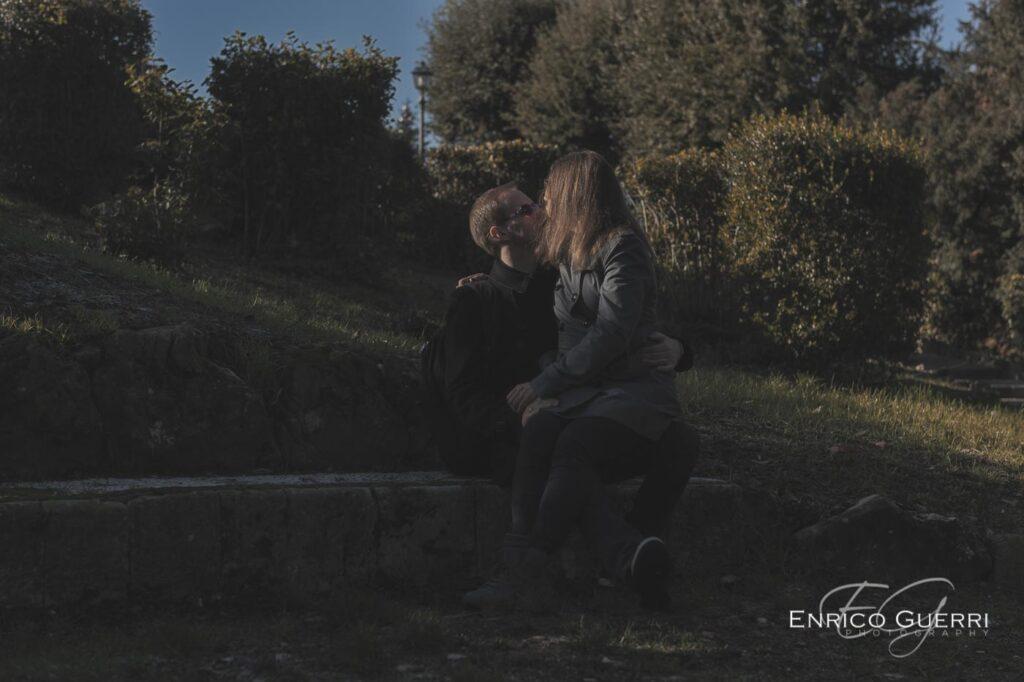 Book fotografici di coppia a Firenze