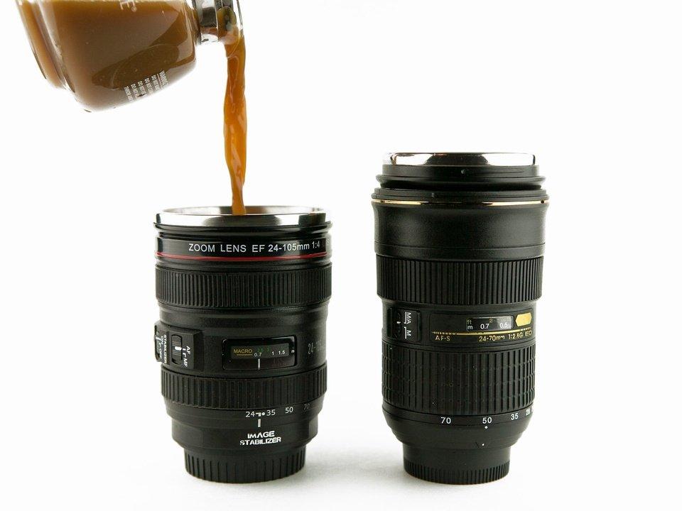 Scegliere un obiettivo fotografico