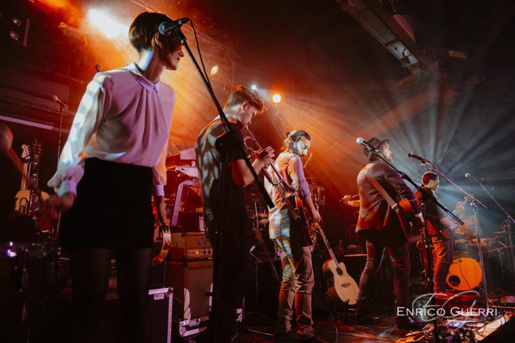 Fotografie live di eventi musicali