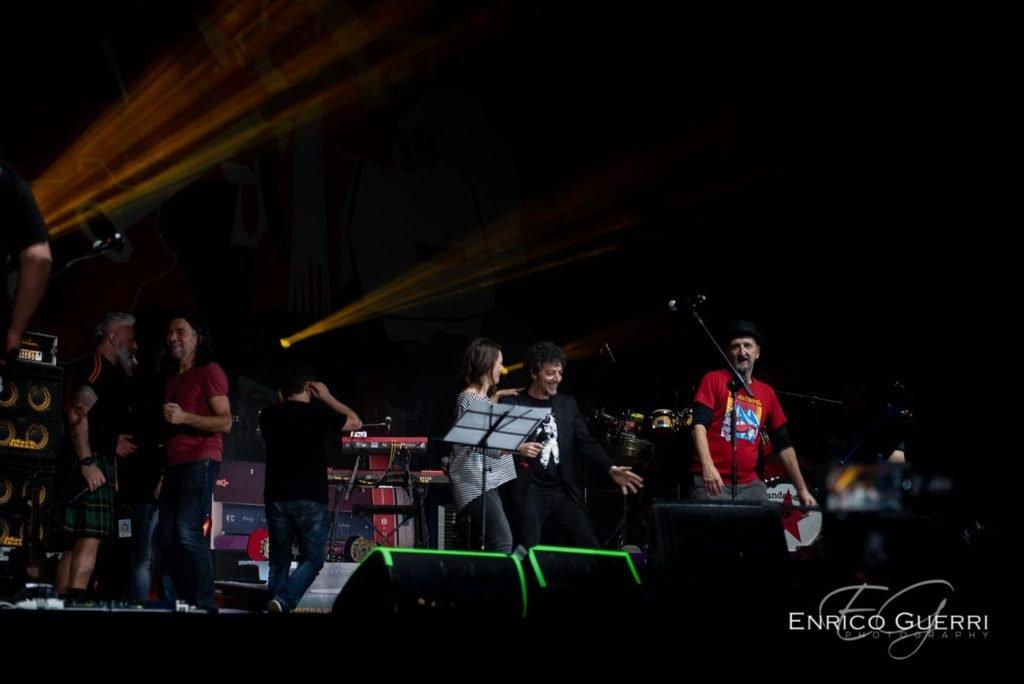 concerto compleanno per i 25 anni della Bandabardò
