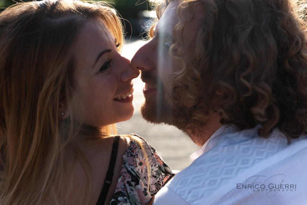 bacio fidanzati