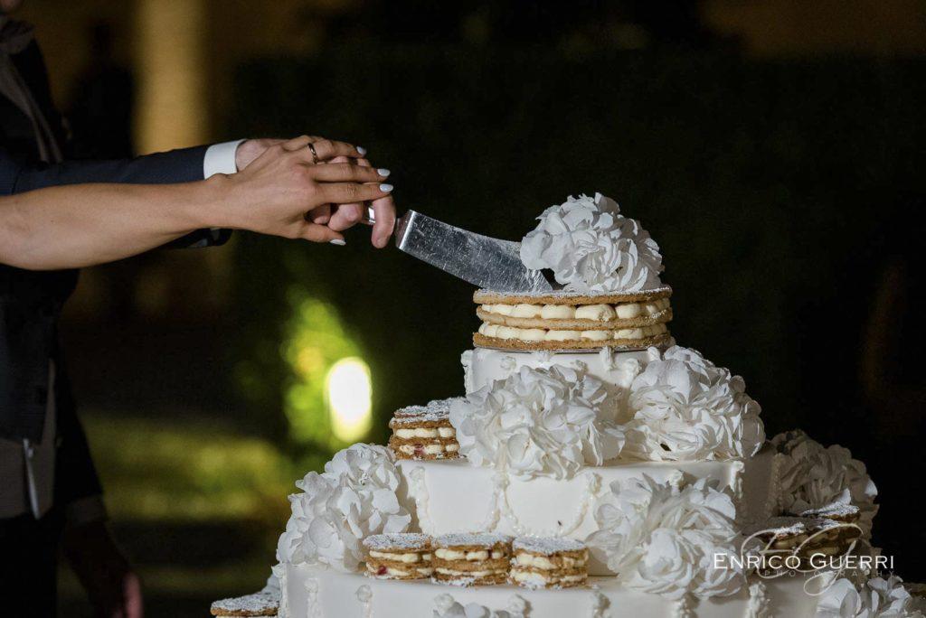 servizio fotografico di matrimonio firenze taglio della torta
