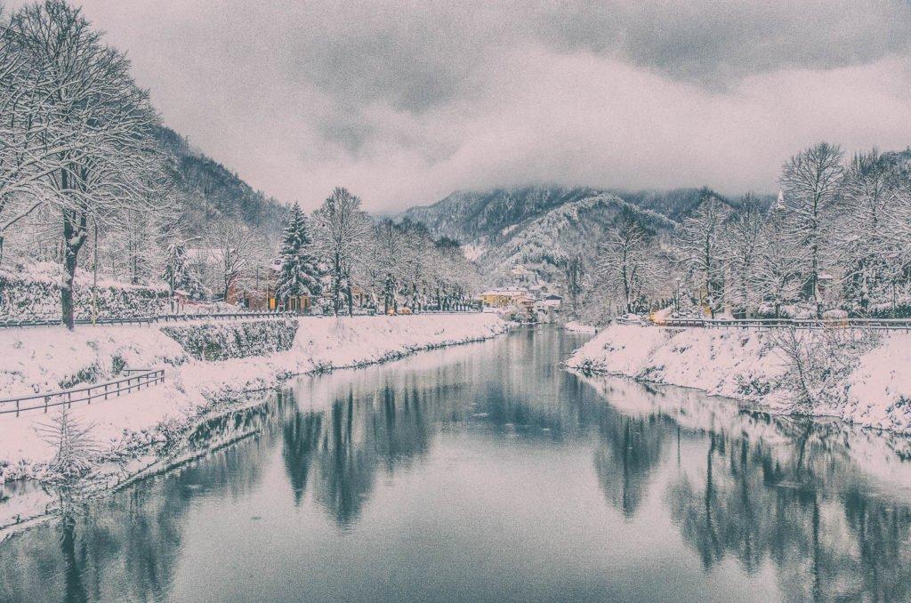 servizio fotografico invernale