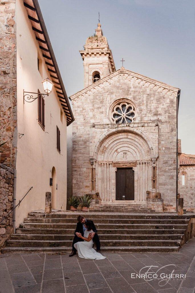 Servizi fotografici per matrimoni e book di coppia - Siena e Firenze