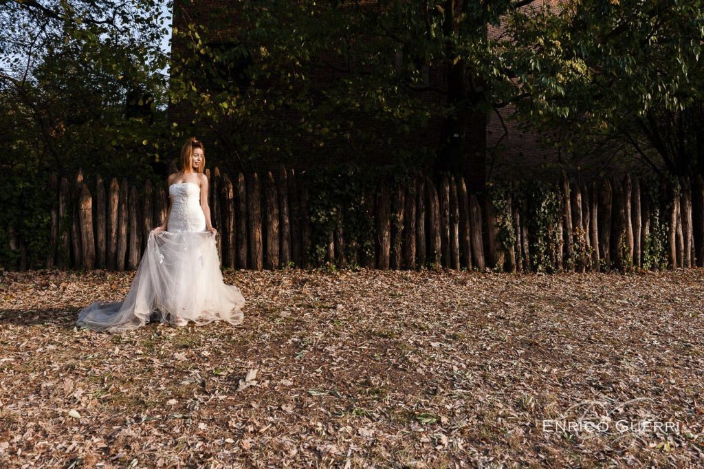servizio fotgrafico matrimonio Siena ritratto sposa, acconciatura ed abito